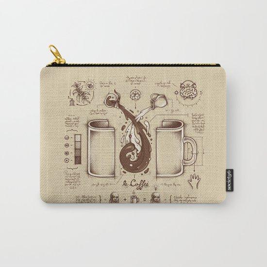 Le Coffee (Fluid of Creativity) Carry-All Pouch