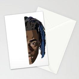 xxx tentacion Stationery Cards