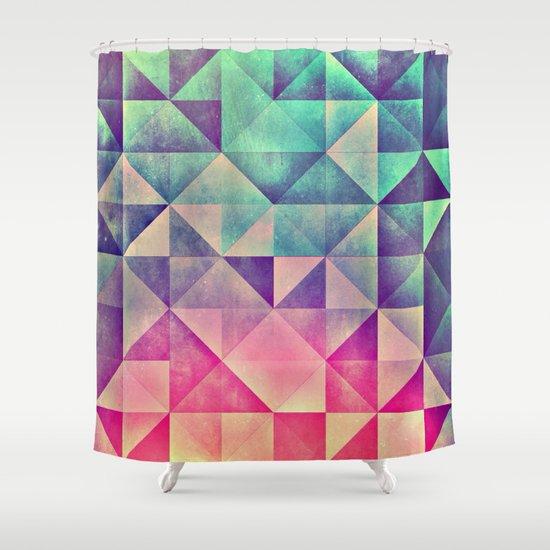 myllyynyre Shower Curtain