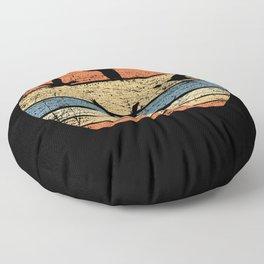 Ducks Bird Floor Pillow