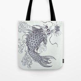makatsuge, dragon-fish Tote Bag