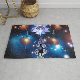 'Pleiadian Quantum Activations & Astral Lightship' Rug