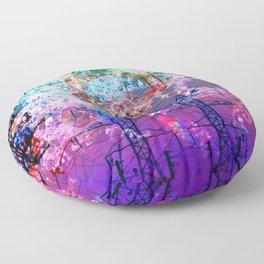 Transformer Bubbles Floor Pillow