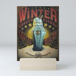 Bioshock Infinite: Old Man Winter vigors Mini Art Print