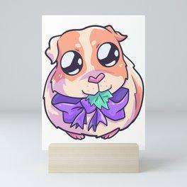 Guinea pig Mini Art Print
