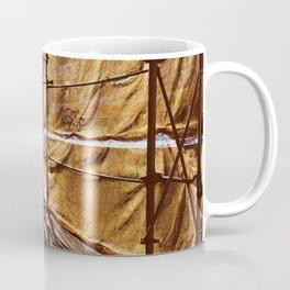 scaffolding Coffee Mug