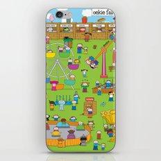 Oekie Fair iPhone & iPod Skin