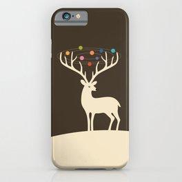 My Deer Universe iPhone Case