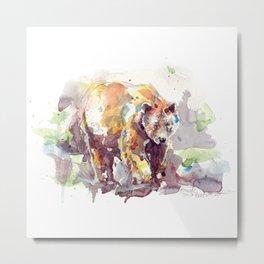spirit bear / kermode Metal Print