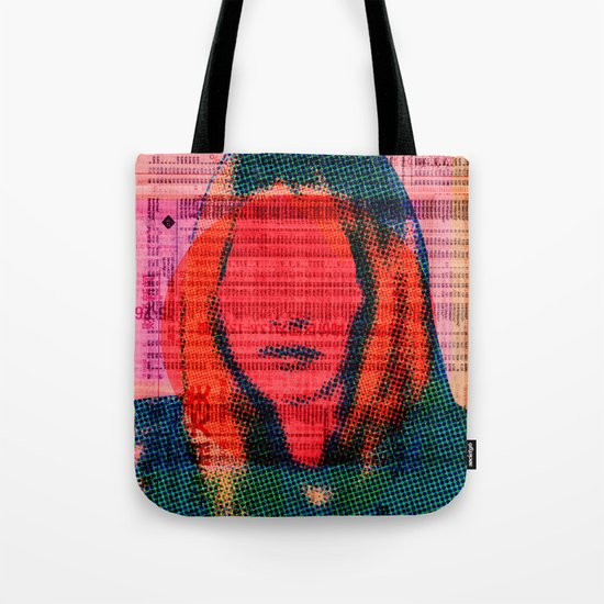 Sharon T8 Tote Bag