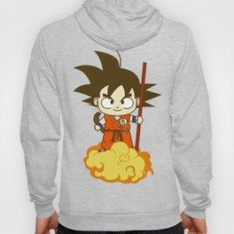 Goku and his Kinton cloud Hoody