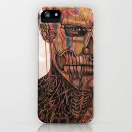 Zombie Boy iPhone Case
