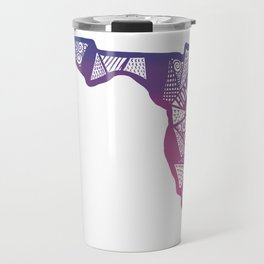 Home in Florida Travel Mug