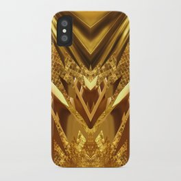 DRAGON'S GOLD iPhone Case
