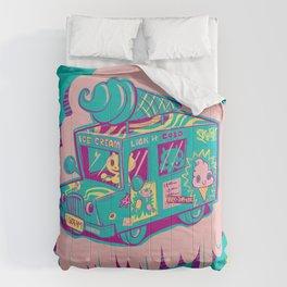 "I Scream ""Truck!"" Comforters"