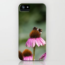 Bee Friends iPhone Case