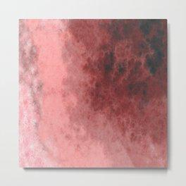infecting pink Metal Print