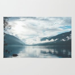 Lake in the Sky III Rug