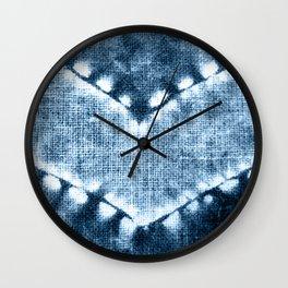 SHIBORI N3 Wall Clock