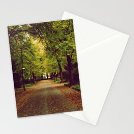 The Lonely Road Stationery Cards