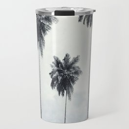Three Palm Trees Travel Mug