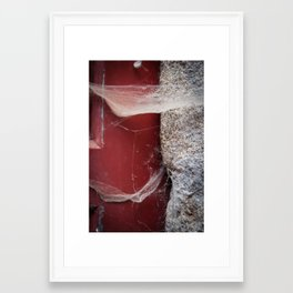 smooth halloween  Framed Art Print