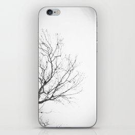 Lonely Tree 2 iPhone Skin