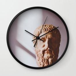 Statue 02 Wall Clock