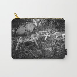 Derelict Crosses Carry-All Pouch