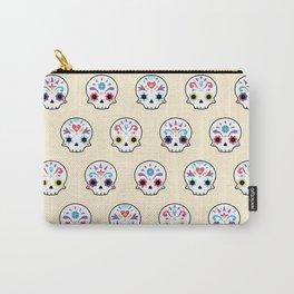 Cute sugar skulls Carry-All Pouch