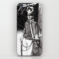 soldier iPhone & iPod Skins featuring Soldier by Thom Deer