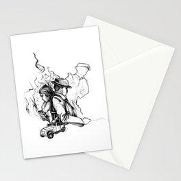 Mafia Stationery Cards