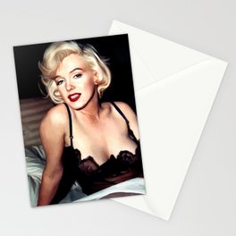 Marilyn M. Portrait #8 Stationery Cards
