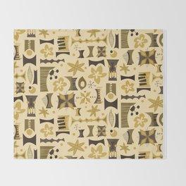 Pinatubo Throw Blanket