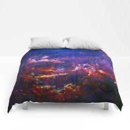 New View of Milky Way Comforters