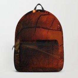 THE BLACK WIDOW Backpack