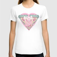 pizza T-shirts featuring Pizza Lover by lOll3