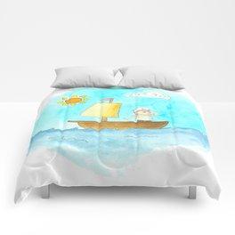 ¡Aventuras! - Adventures! Comforters