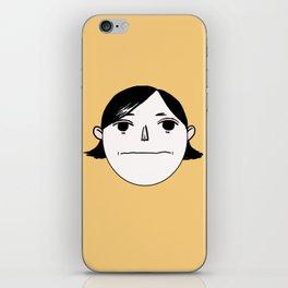 Blank Bobby iPhone Skin