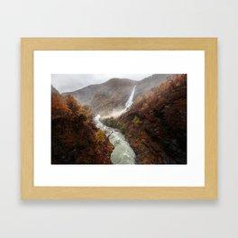Utladalen  Framed Art Print
