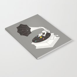 Star Track 2 Notebook