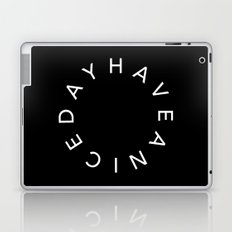 Have a nice day Laptop & iPad Skin
