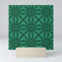Green ornament #ornament Mini Art Print