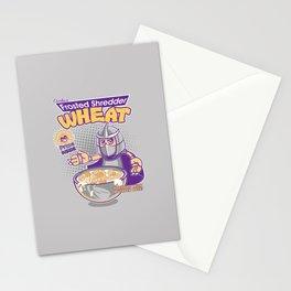 Shredder Wheat Stationery Cards