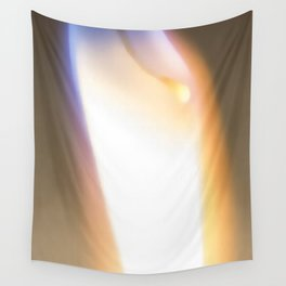 Let Your Flame Show Wall Tapestry
