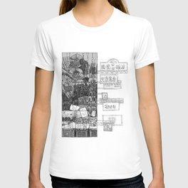 Hong Kong Series 1: Market  T-shirt