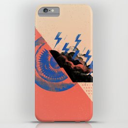 Sun X Storm iPhone Case