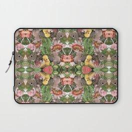 Bunny Cockatoo Kaleidoscope Laptop Sleeve