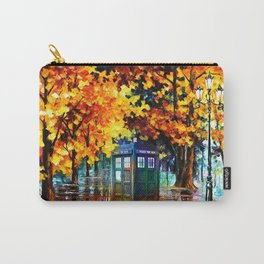 Tardis Alone Carry-All Pouch
