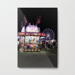 Cone Fair Metal Print